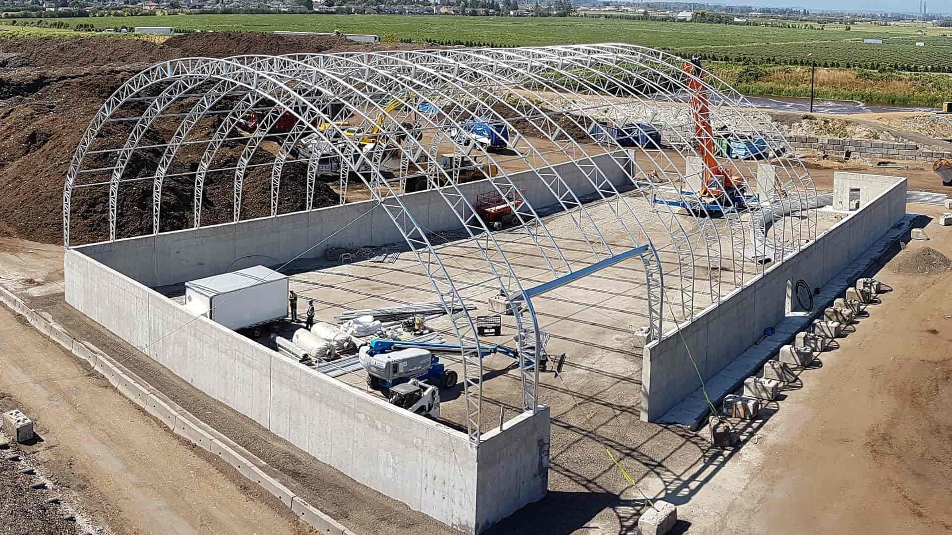 Storage Buildings, Flexible Storage, Steel Buildings